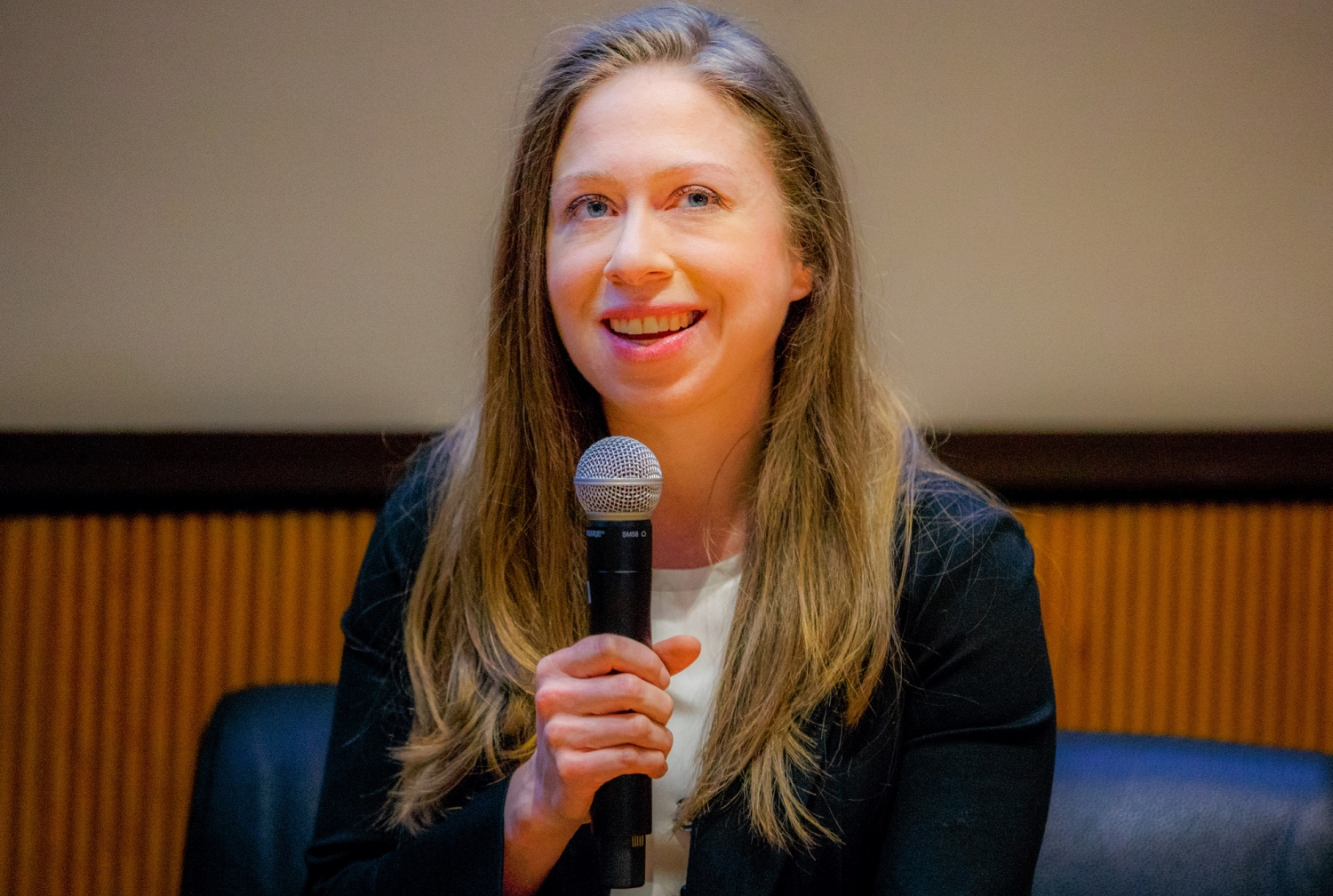 Photo of Chelsea Clinton