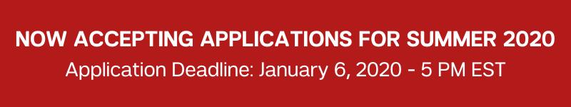 Application banner
